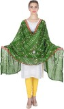 Vastraa Fusion Cotton Embellished Women'...
