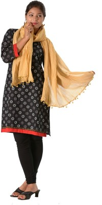 Pms Fashions Cotton Solid Women's Dupatta