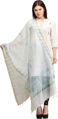 Aksara Chanderi Printed Women,s Dupatta