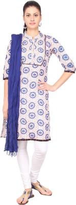 Souchi Cotton Solid Women's Dupatta