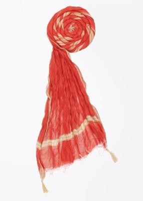 Aurelia Chanderi, Cotton Self Design Women's Dupatta