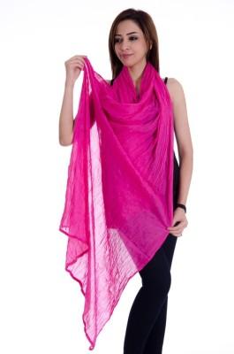 Ooltah Chashma Cotton Solid Women's Dupatta