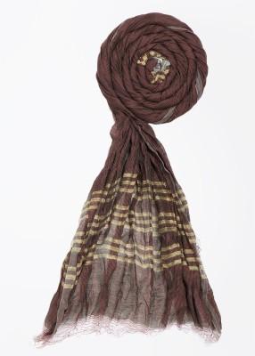 Aurelia Cotton, Chanderi Self Design Women's Dupatta