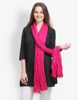Javuli Cotton Solid Women's Dupatta