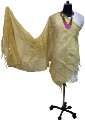 Toygully Art Silk Woven Women's Dupatta