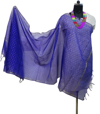Toygully Silk Cotton Blend Printed Women's Dupatta