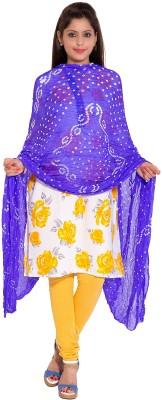 Veera Designers Satin Printed Women's Dupatta