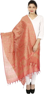 Amiraah Cotton, Khadi Printed Women's Dupatta