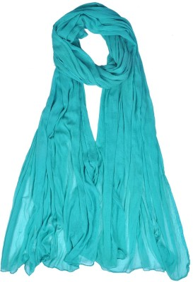 V Brown Kids Dupatta(Light Blue)