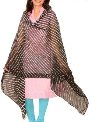 Ooltha Chashma Cotton Striped Women's Dupatta