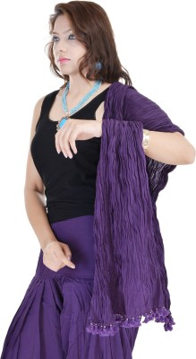 Nishiva Cotton Solid Women's Dupatta