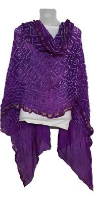 skhoza Art Silk Printed Women's Dupatta