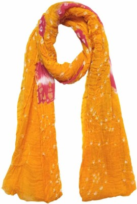 eFashionIndia Cotton Self Design Women's Dupatta