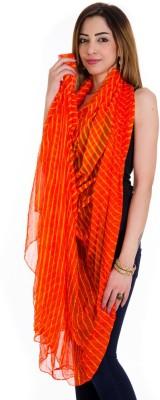 Home Shop Gift Faux Chiffon Printed Women's Dupatta