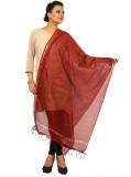 Kataan Bazaar Cotton Woven Women's Dupat...