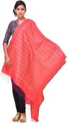 Uppada Silk Cotton Blend Woven Women's Dupatta