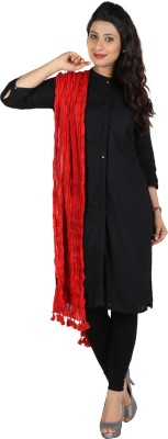 Etoles Cotton Solid Women's Dupatta