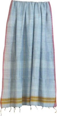 Indo Mood Cotton Striped Women's Dupatta