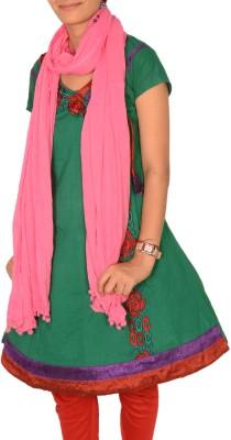 Rangsthali Cotton Solid Womens Dupatta