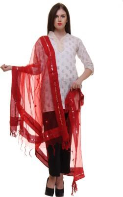 Uniscarf Net Embellished Women's Dupatta