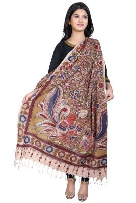 Ecostyle Cotton Self Design Women's Dupatta