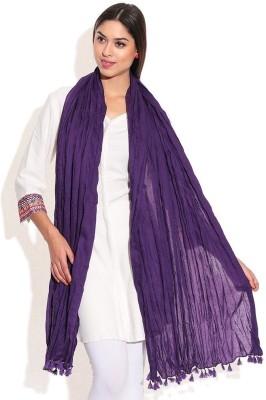 Styleincraft Cotton Solid Women's Dupatta