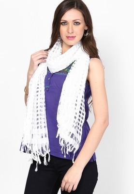 Shaditya Fashions Net Solid Women's Dupatta