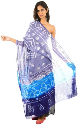 Fashiana Cotton Self Design Women's Dupatta