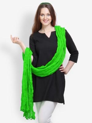 Vsp Cotton Solid Women's Dupatta