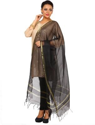 Kataan Bazaar Jute Woven Women's Dupatta at flipkart