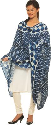 Indo Mood Linen Polka Print Women's Dupatta