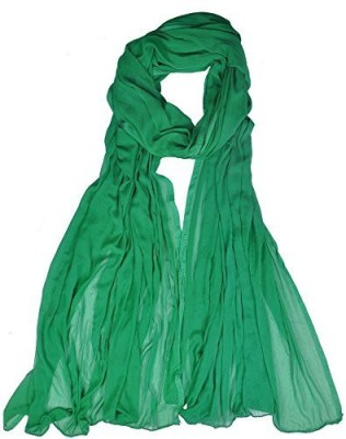 Nishu Design Kids Dupatta(Green)