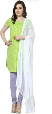 Shaditya Fashions Faux Chiffon Solid Women's Dupatta