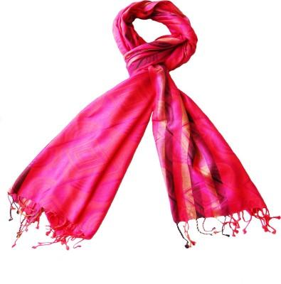 RED BIRD FASHION Art Silk Printed Women's Dupatta