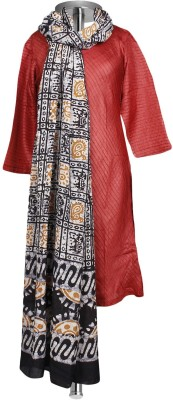 Navrang Colours of India Silk Cotton Blend Printed Women,s Dupatta