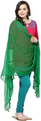 R J Enterprises Pure Chiffon Solid Women's Dupatta