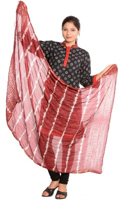 Pms Fashions Art Silk Printed Women's Dupatta