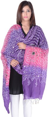 Apratim Cotton Solid Women,s Dupatta