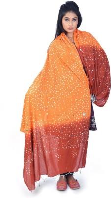 Kiran Udyog Cotton Printed Girl's Dupatta