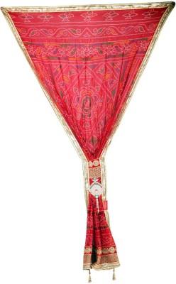 Ambika Odhna Cotton Self Design Women's Dupatta