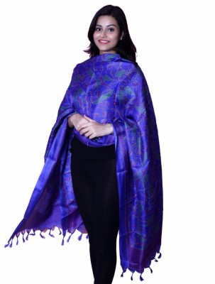 Inara Robes Art Silk Embroidered Women's Dupatta
