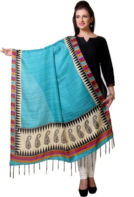 Fabgruh Art Silk Printed Women's Dupatta
