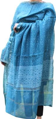 Indo Mood Cotton Printed Women's Dupatta