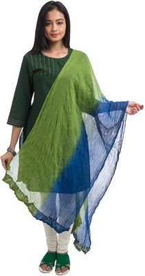 Navrachna Net Solid Women's Dupatta at flipkart