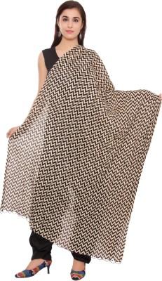 Krishnam Cotton Striped Women's Dupatta