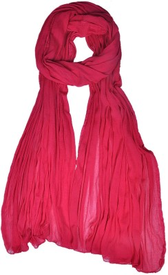 V Brown Kids Dupatta(Red)