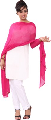 ChhipaPrints Pure Chiffon Solid Women's Dupatta