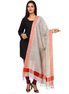 Kataan Bazaar Tussar Silk Woven Women's Dupatta