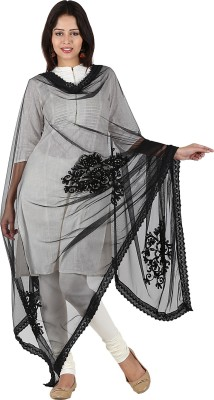 Etoles Net Embroidered Women's Dupatta