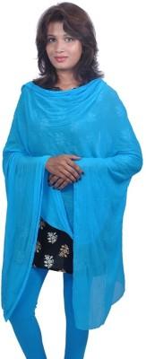 Geetanjali Pure Chiffon Solid Women's Dupatta